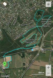 10km trial run