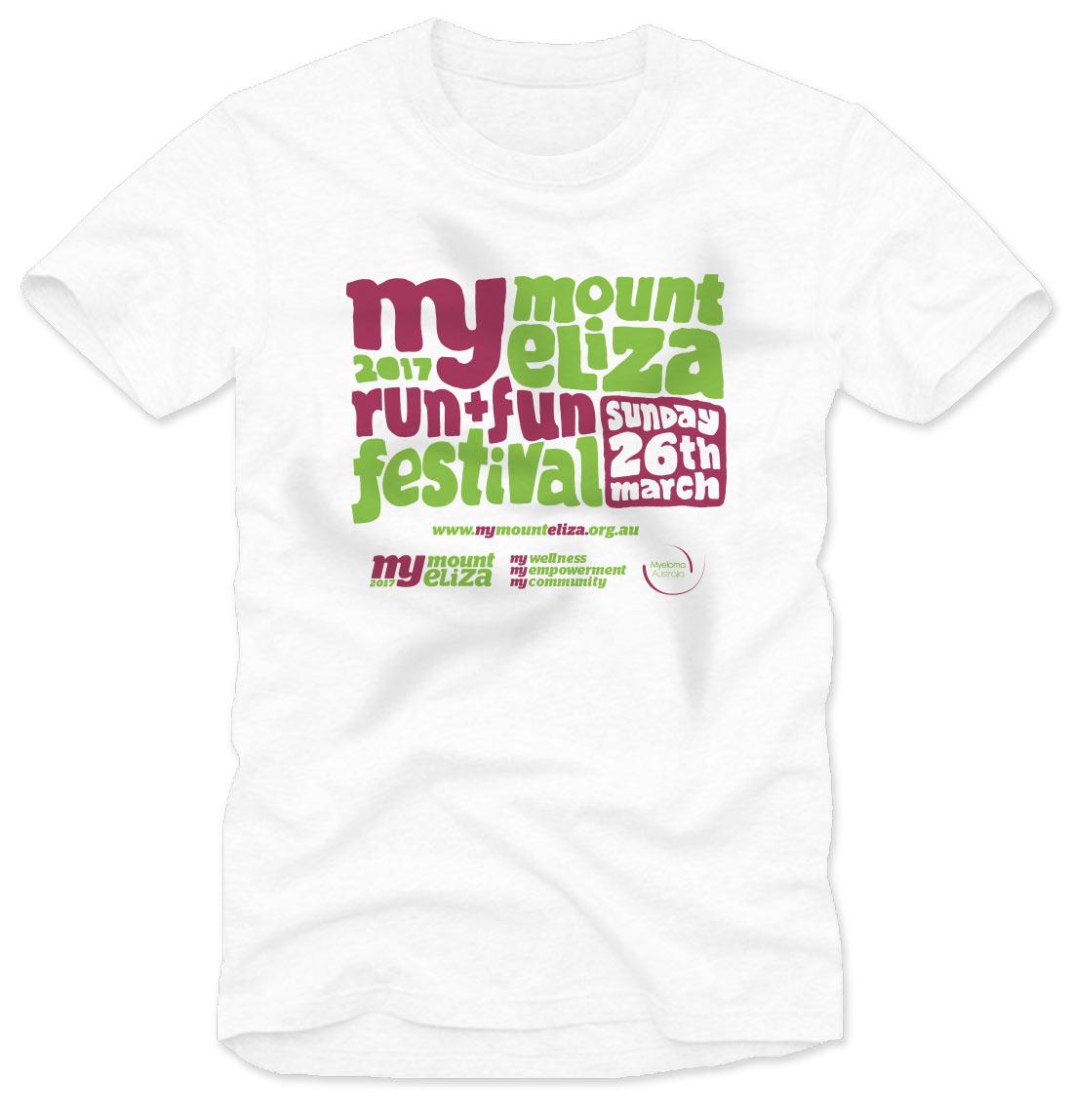 Official festival t-shirt