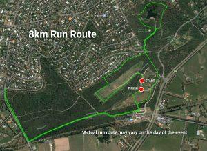 8km And 12km Trail Run My Mount Eliza